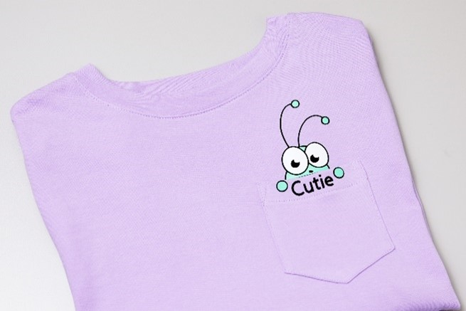 cutie club tshirt