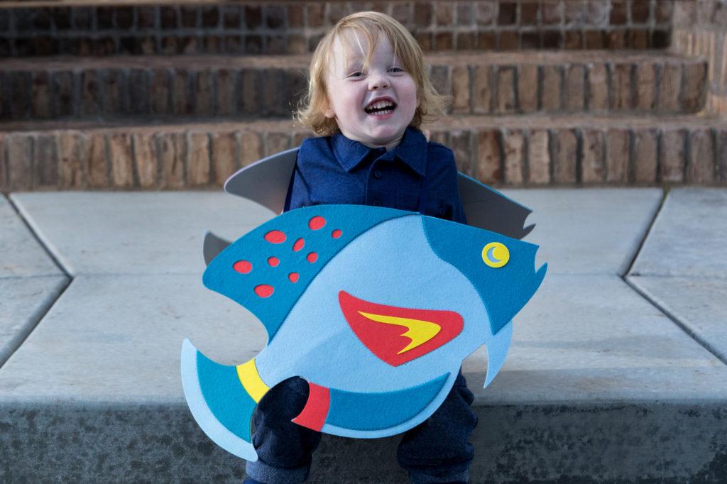 fish kid costumes