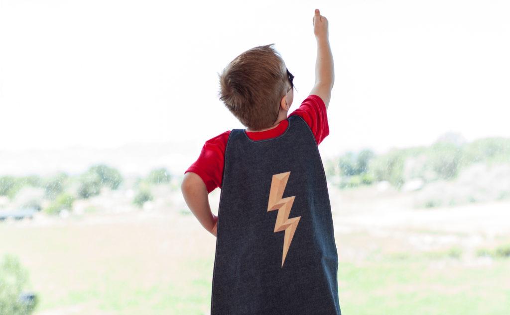 superhero kid costumes
